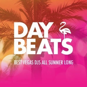 #DAYBEATS SATURDAY - event flyer